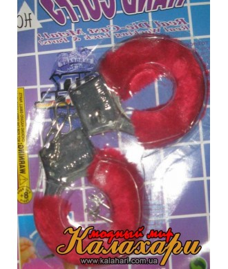 "Наручники ""Sensual Handcuffs"""
