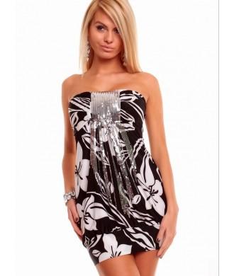 """Платье """"Bandeau Sequins"""""""