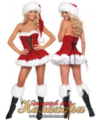 "Костюм ""Velvet Christmas"""